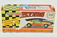 Flyers ford mustang fastback 39 box