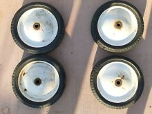 4 radio flyer steel wheels