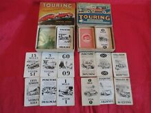 2 boxes 1926 1947 touring card game