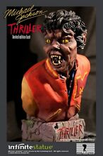 Thriller 1982 resin bust infinite