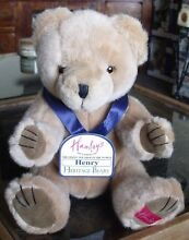 Collectable bear heritage