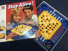 Stay alive board game by mb games