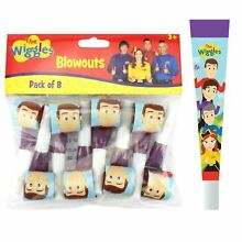 The wiggles party supplies party