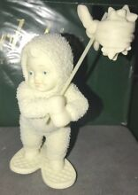 Dept 56 snowbabies there s no place