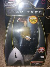 2009 captain kirk 6 inch action