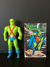 Martian manhunter carte kenner