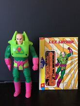 Lex luthor kenner super power 1984