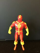 Red tornado kenner super power 1984