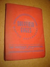 1942 sheffield gages catalogue 42 2