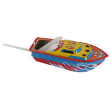 Pop pop poat candle powered boat