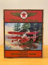 Limited edition wings of texaco 8