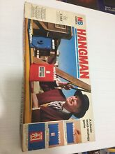 Mb hangman 1977 word strategy game