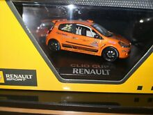 Renault clio cup n25 zaffini 1 43