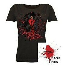 T shirt fille thriller taille xl