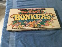 This game is bonkers 1978 parker
