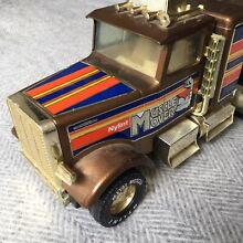 Muscle mover car transporter truck