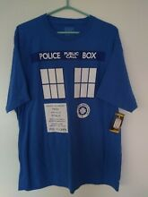 Doctor who police public call box