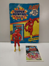 Kenner superpowers the flash action