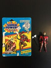 Steppenwolf kenner super power card