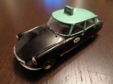 Citroen ds19 taxi cod 20 in