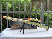 Kids toy sniper camouflage light