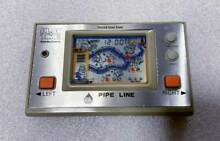 Game watch play time pipe line 1982