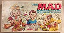 The mad magazine board game by