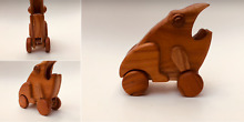 Traditional wooden toy finlay le