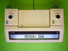 Philips odyssey 2001 pong konsole