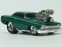 62 chevy bolla top w rrs verde