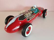 Champion racer 301 tin toy car