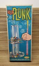 Ker plunk game ideal 1967