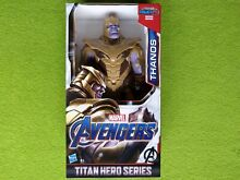 Avengers thanos titan hero power fx