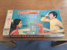 Rare 1967 usa battleships game