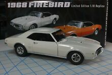 Gmp 1968 firebird 400 hard top ltd