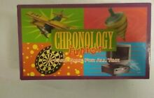 Chronology junior a card game for