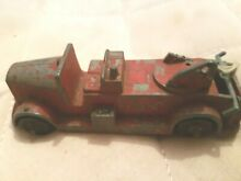 Crescent fire engine 1940s 1950s