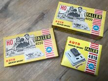 Faller 4019 4030 4120 etc job lot a