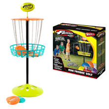 Wham o frisbee mini frisbee golf