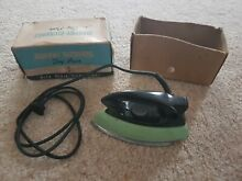 Rare s morphy richards toy iron