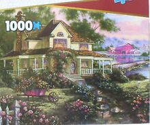 Country home garden 1 000 pc