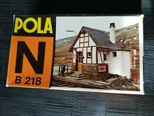 N gauge signal box model kit b218