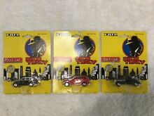 Lot 3 dick tracy comics die cast