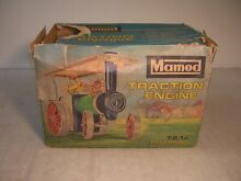 1968 new in box traction steam