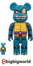 Medicom toy be rbrick 1000 homer