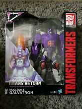 Nucleon et galvatron titans return