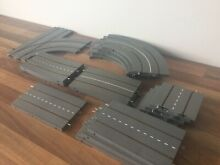 Triang refurbished track in grey