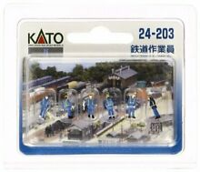 Kato n gauge 24 203 figure railroad