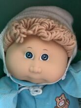 Cabbage patch kid 1984 in box