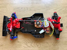 Ta02 chassis 1 10 top zustand